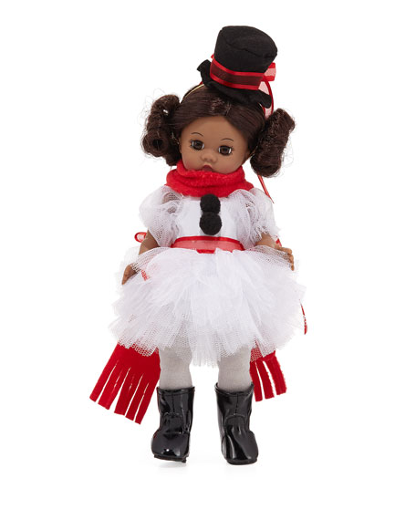 Madame Alexander Dolls Snowman Ballerina Doll