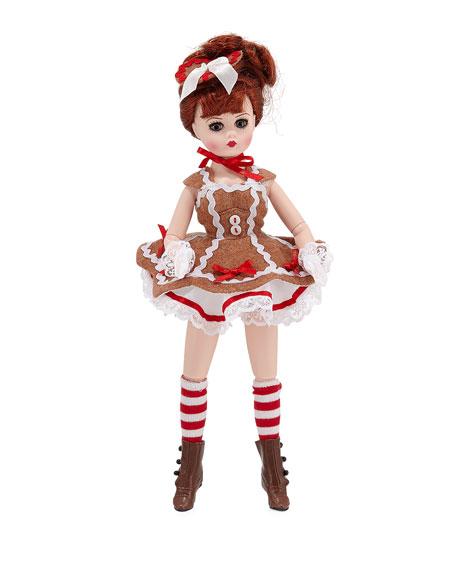 Madame Alexander Dolls Gingerbread Cookie Doll