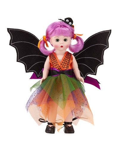 Boo-tifully Batty Halloween Doll