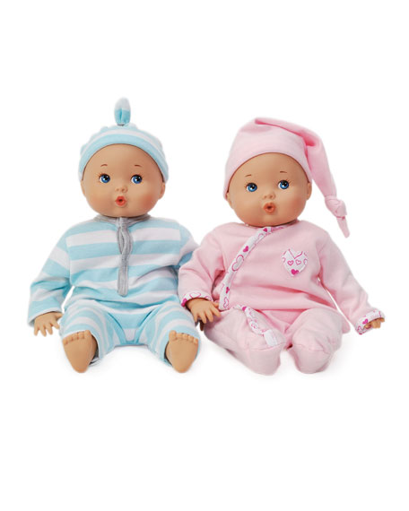 Madame Alexander Dolls Little Love Twins Baby Dolls,