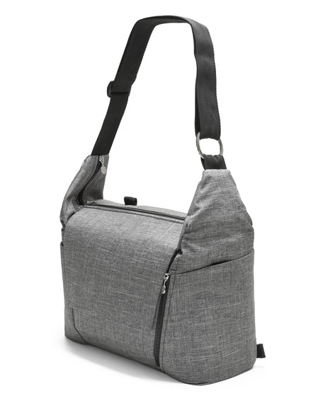 Stokke Changing Bag, Black Pattern