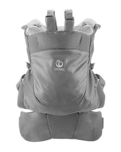 MyCarrier Front & Back Carrier, Gray