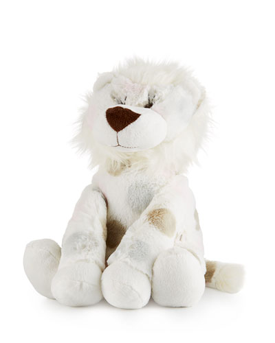 Little L™ Plush Polka-Dot Lion  Pink