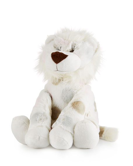 Little L™ Plush Polka-Dot Lion, Pink