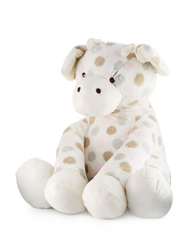 Big G™ Plush Polka-Dot Giraffe  Pink