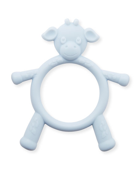 Little Giraffe Little G™ Teething Toy, Blue