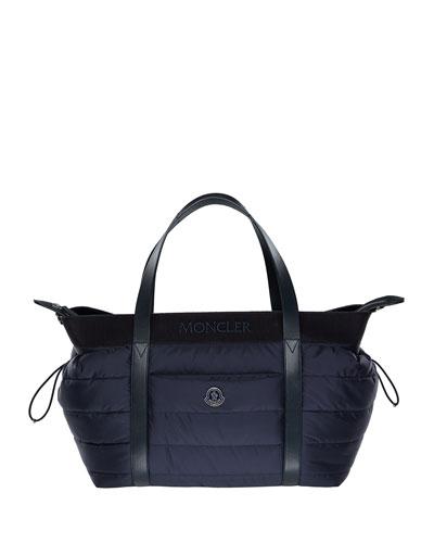 Nylon Mommy Bag