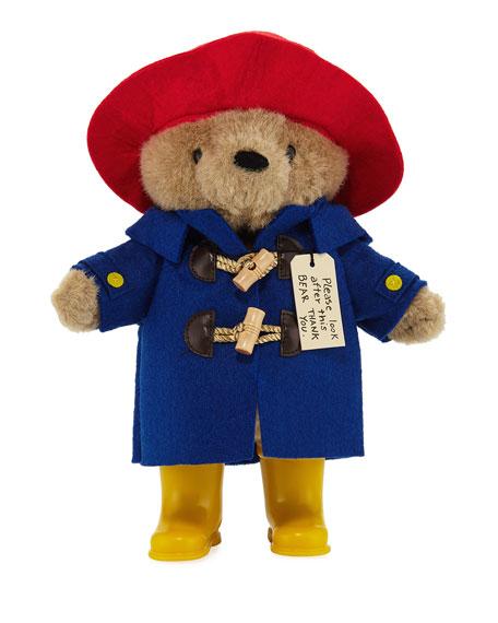 Classic Paddington Bear Soft Toy, 10