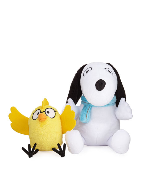 Greg Pizzoli's Number One Sam and Chick Soft Toy Pair