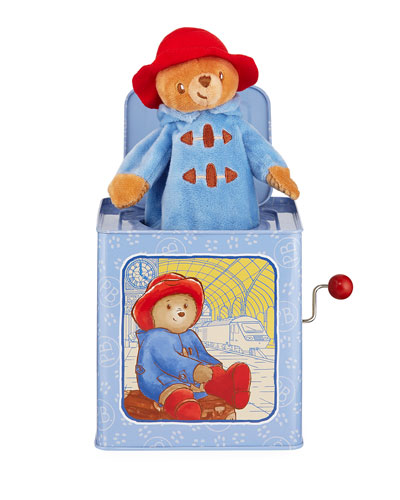 Paddington Bear for Baby Jack in the Box