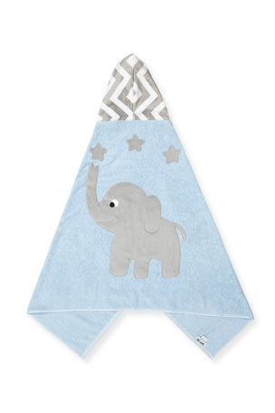 Boogie Baby Big Foot Hooded Towel