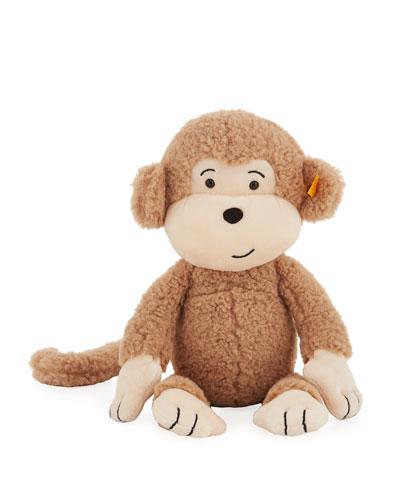 Brownie Stuffed Animal Monkey, 12