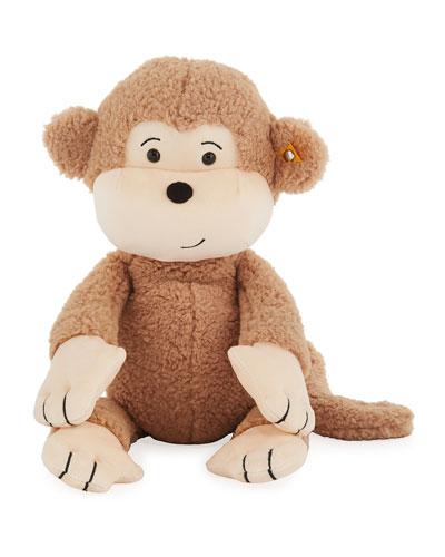 Brownie Stuffed Animal Monkey, 16