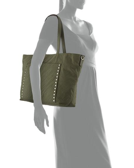 Rebecca Minkoff Logan Nylon Diaper Tote Bag