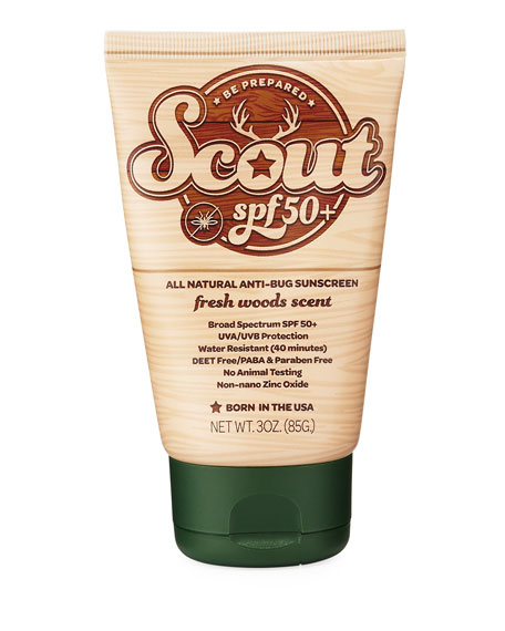 Scout SPF 50+ Anti-Bug Sunscreen