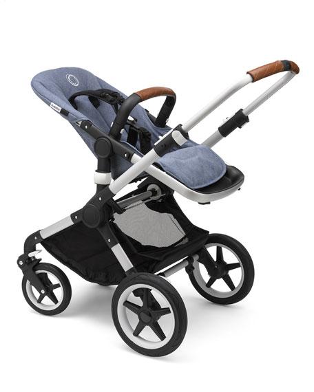 Fox Complete Stroller - Blue