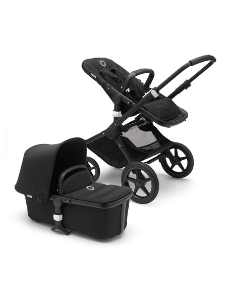 Bugaboo Fox Complete Stroller - Black and Matching