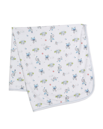 King of the Castle Pima Baby Blanket