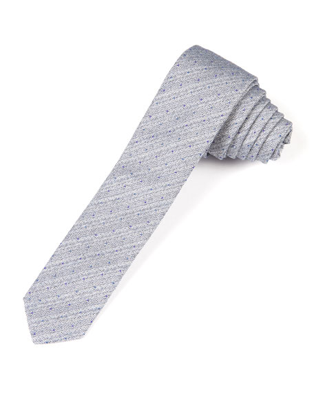 Kids' Speckled & Striped Tie
