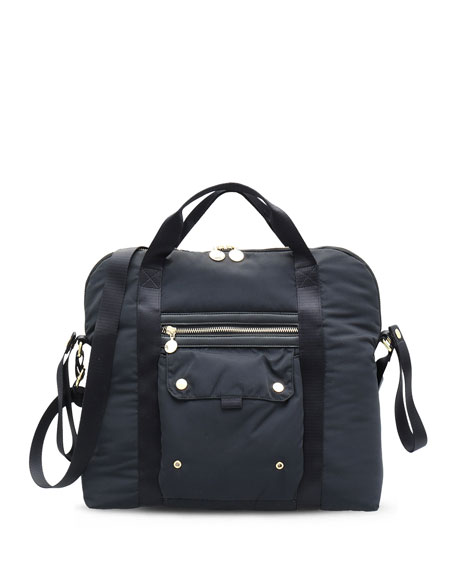 Zip-Top Diaper Bag