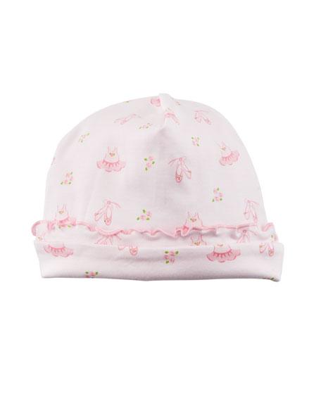 Prima Ballerina Pima Baby Hat