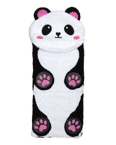 Kids' Panda Sleeping Bag
