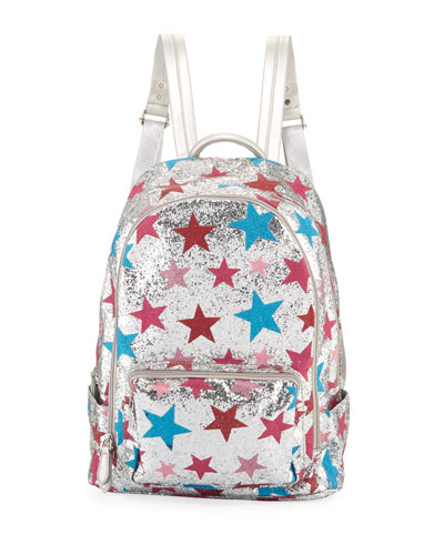 Girls' Shimmer Star Backpack