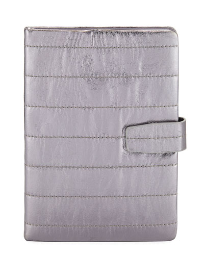 Girls' Quilted Puffy Notebook