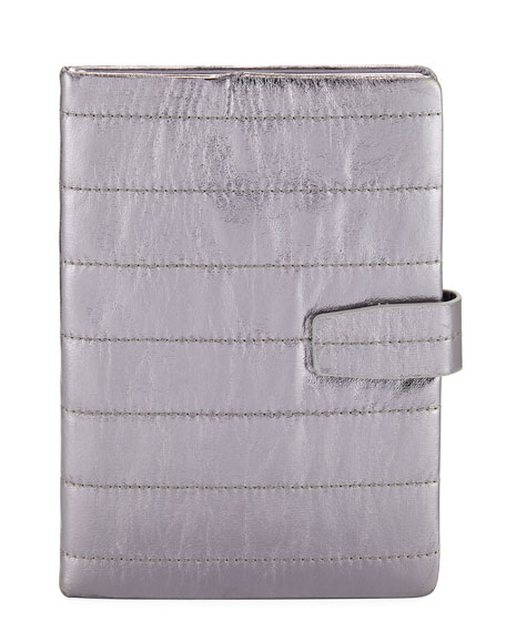 Bari Lynn Girls' Quilted Puffy Notebook