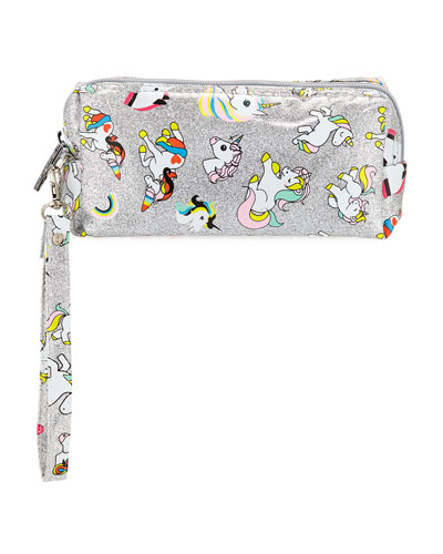 Glitter Unicorn Pencil Case
