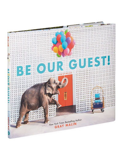 Be Our Guest! Book by Gray Malin