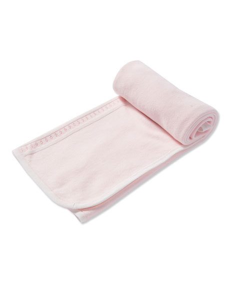 Take Me Home Baby Blanket - Pink