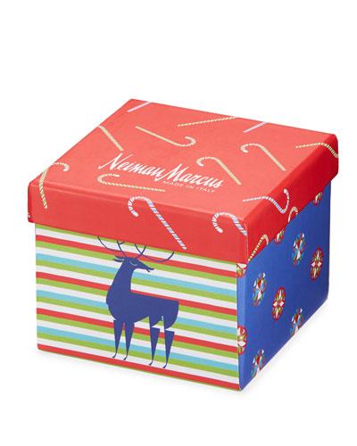 Kids' Holiday Sock Gift Box Set