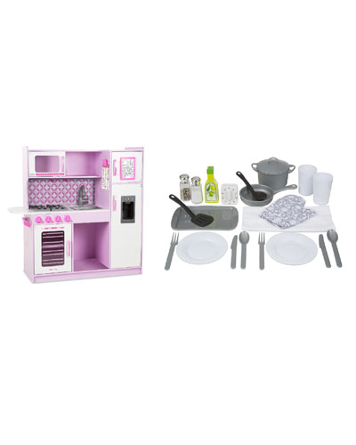 Chef's Cupcake Kitchen & Accessory Bundle