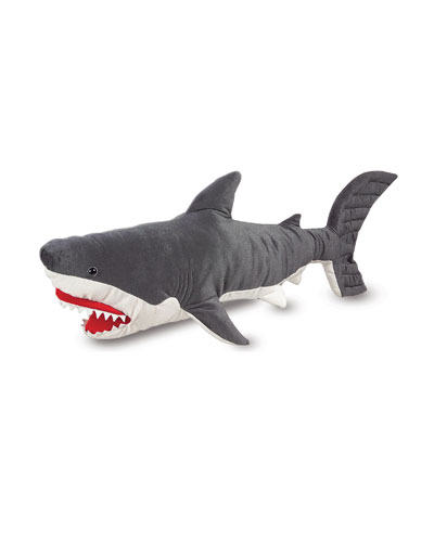 Giant Stuffed Animal Shark
