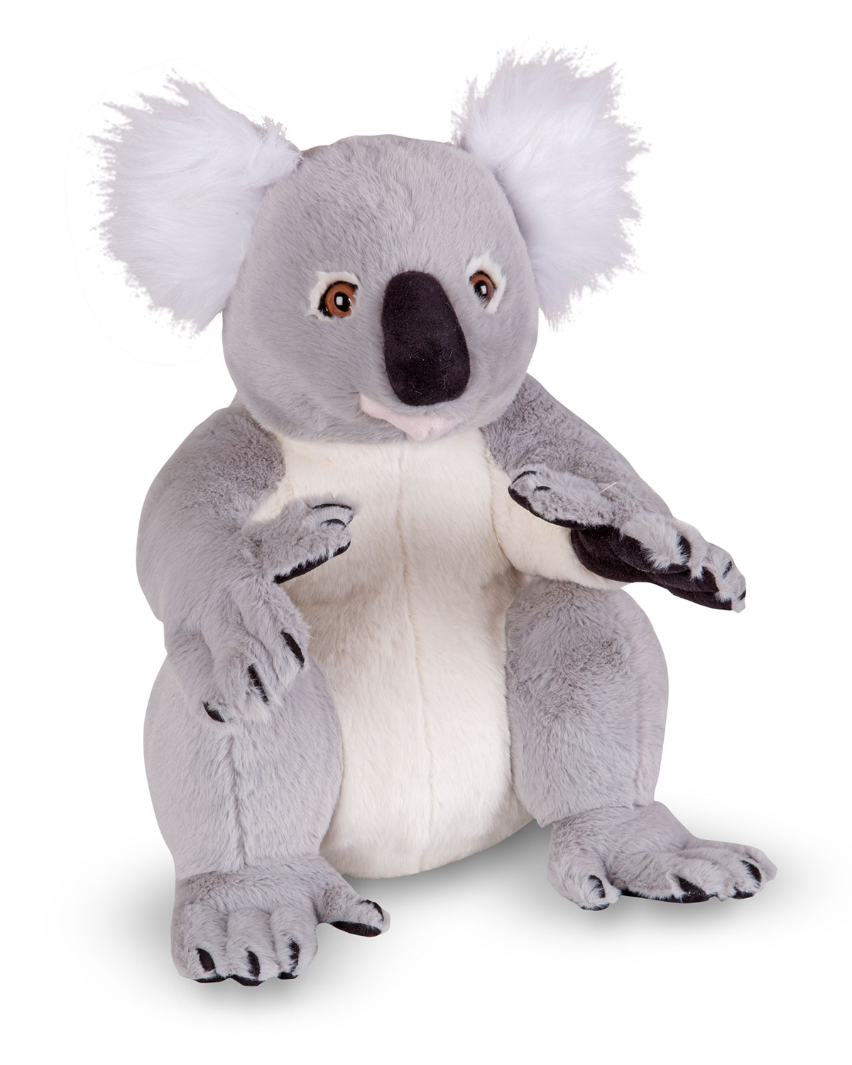 Melissa Doug Sitting Stuffed Plush Lifelike Koala Bear Neiman Marcus