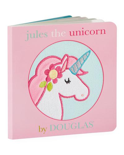 Jules The Unicorn Children's Board Book by Douglas