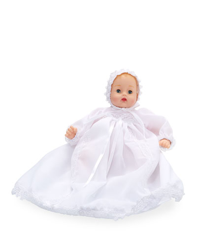 Christening Huggums Doll