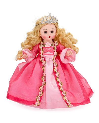 8 Fairy Tale Sleeping Beauty Collectible Doll