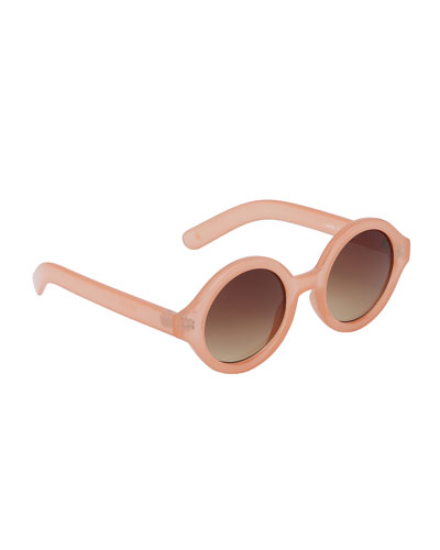 Toddlers' Shelby Round Sunglasses