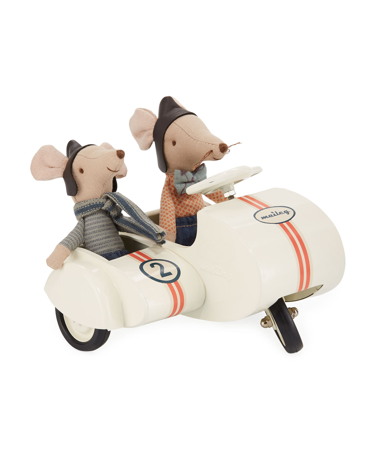 Maileg Mice & Scooter Bundle Toy | Neiman Marcus