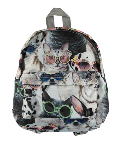 Kids' Cats & Dogs Sunglasses Backpack