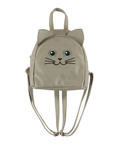 Kids' Kitty Face Backpack