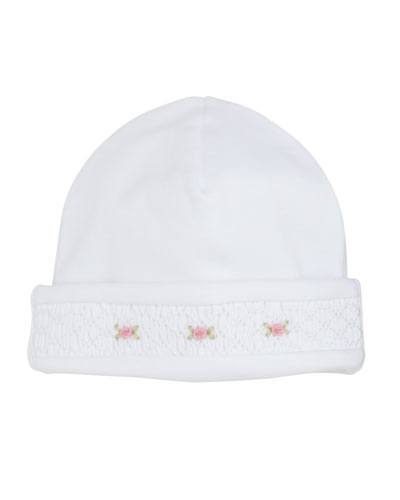 CLB Summer Bishop Baby Hat