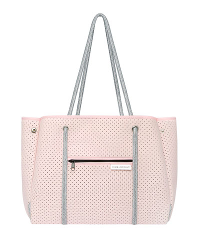 The Leader Carryall Diaper Bag, Pink