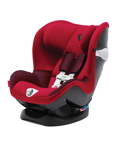 Sirona M Sensorsafe Ferrari Car Seat  Red
