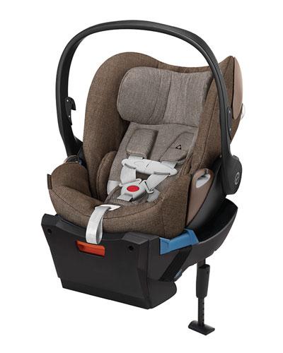 Cloud Q Plus Rear-Facing Car Seat  Cashmere Beige