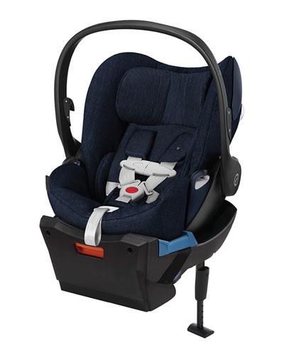 Cloud Q Plus Rear-Facing Car Seat  Midnight Blue
