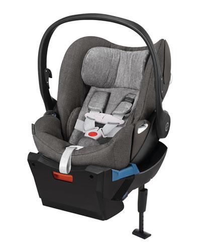 Cloud Q Plus Rear-Facing Car Seat  Manhattan Grey