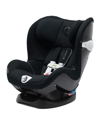 Sirona M SensorSafe Car Seat with Driver Alert  Lavastone Black